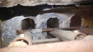 Bad heat exchanger