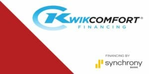 Kwickcomfort Financing