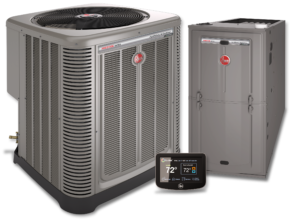 Rheem Dealer Lees Summit Heating and Cooling Equipment