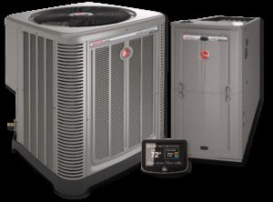 Rheem Dealer Lees Summit Heating and Cooling Equipment
