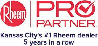 Lees Summit Rheem Heating and Cooling Pro Partner