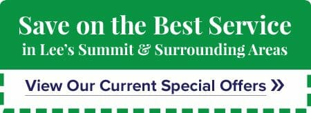 Special offers on heating and cooling service for Lee's Summit and KC area