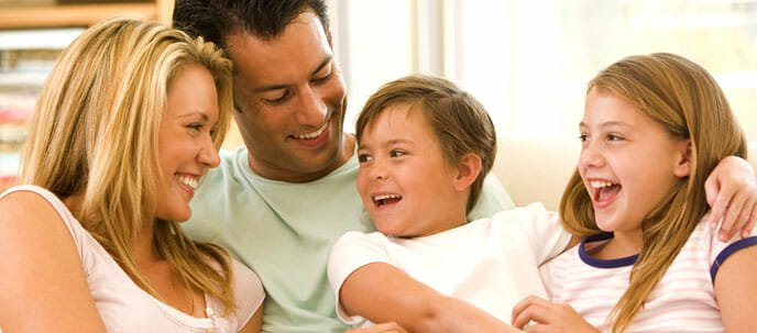 Heartland Quality comfortable family